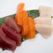 7. Sashimi mix