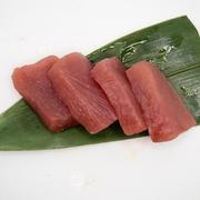6. Sashimi atún macerado