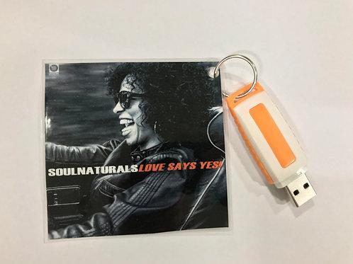 Love Says Yes! USB Album
