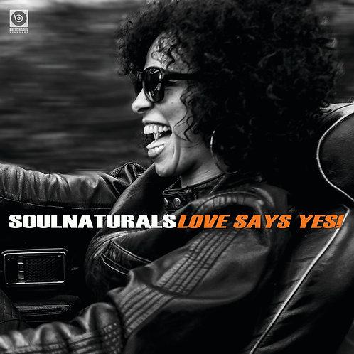 "SoulNaturals - Love Says Yes! 12"" Vinyl LP Album"