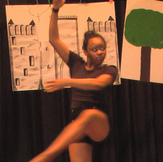 Fairy rehearsal #2