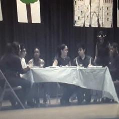 Banquet scene #2