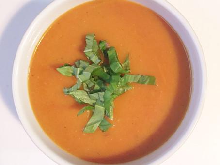 Pumpkin & Tomato Soup