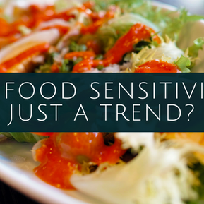 Are Food Sensitivities Just a Trend?