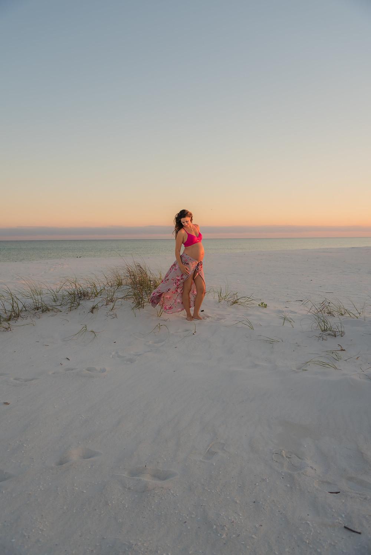 Pensacola Beach Photographer, Pensacola Family Photographer, Family Beach Photographer, Maternity Photographer, Sunset Beach Photography