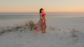Pensacola Beach Maternity Photography Session
