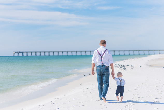 Navarre Beach Family Photography Session
