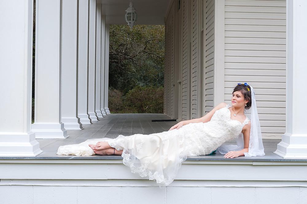 Boho Bride, Eden Gardens State Park, Sanata Rosa Photographer, Pensacola Wedding Photographer, Shannonography