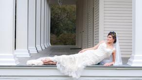 Eden Gardens State Park Bridal Photography Session