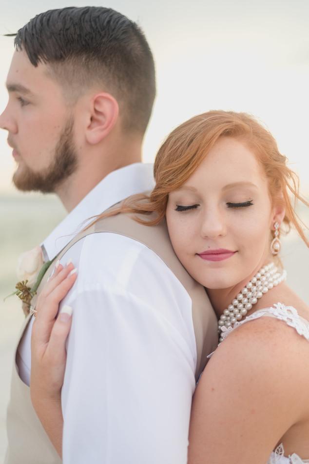 Destin Beach Intimate Wedding