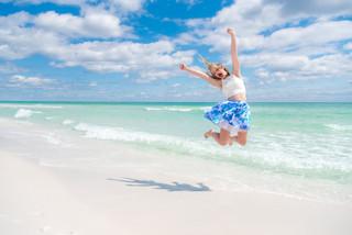 Family Beach Photography Session on Destin Beach Florida
