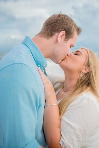 Margaritaville Pensacola Beach Engagement Photographer