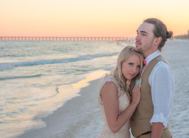 Pensacola Beach Wedding Photographer