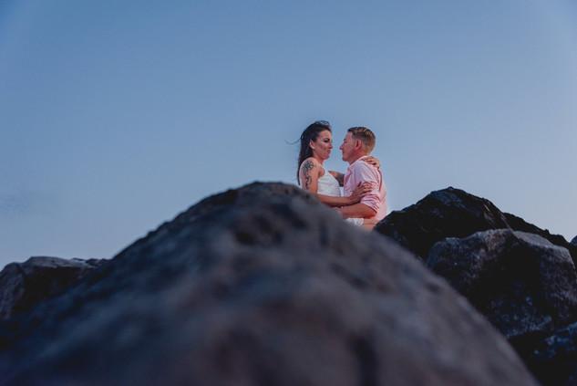 Destin Couple's Engagement Photography Session Destin Florida