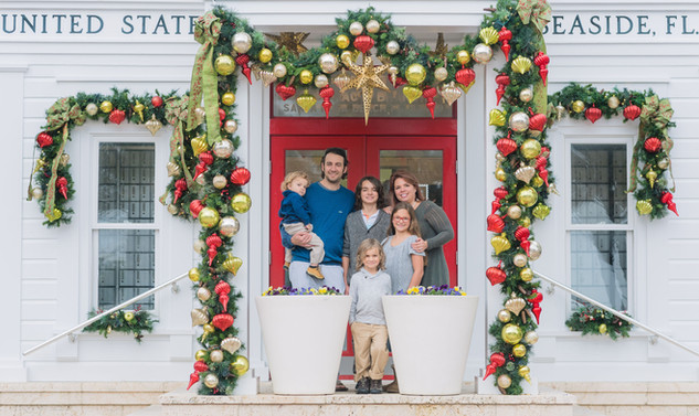 30A Family Photography Session