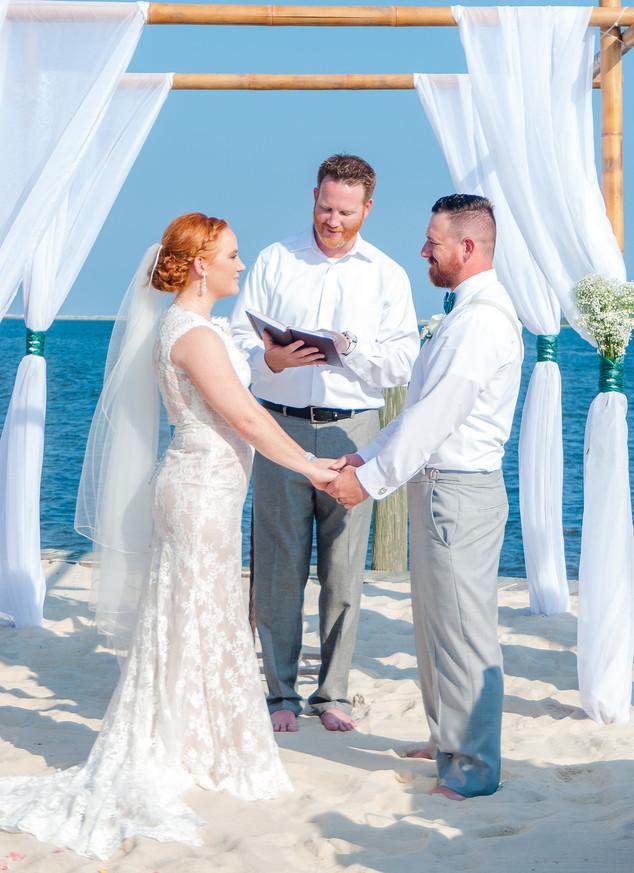 Navarre Beach Wedding at Navarre Beach Best Western Watefront Navarre Beach Wedding Photographer