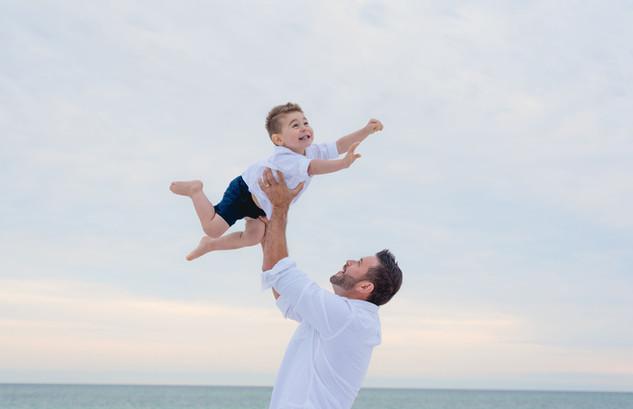 Pensacola Beach Family Beach Photography Session