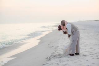 Navarre Beach Wedding Photographer Destination Wedding Photographer Opal Beach Elopement