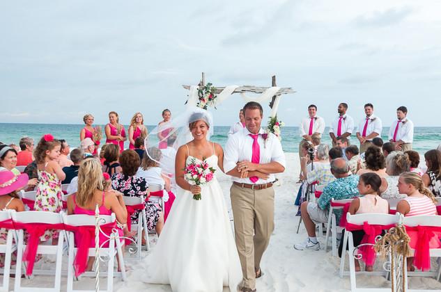 Navarre Beach Destination Wedding