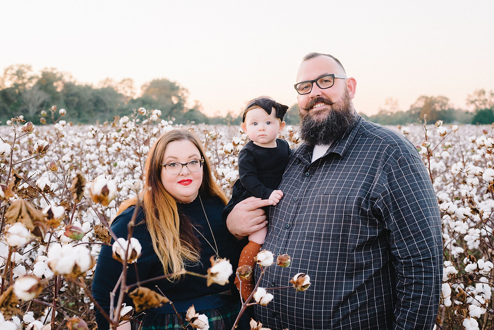 FLorida Cotton Field, Holland Farms, Milton Family Photographer, Pensacola Family Photographer, Shannonography