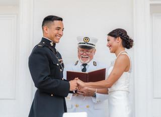 Pensacola Lighthouse Wedding