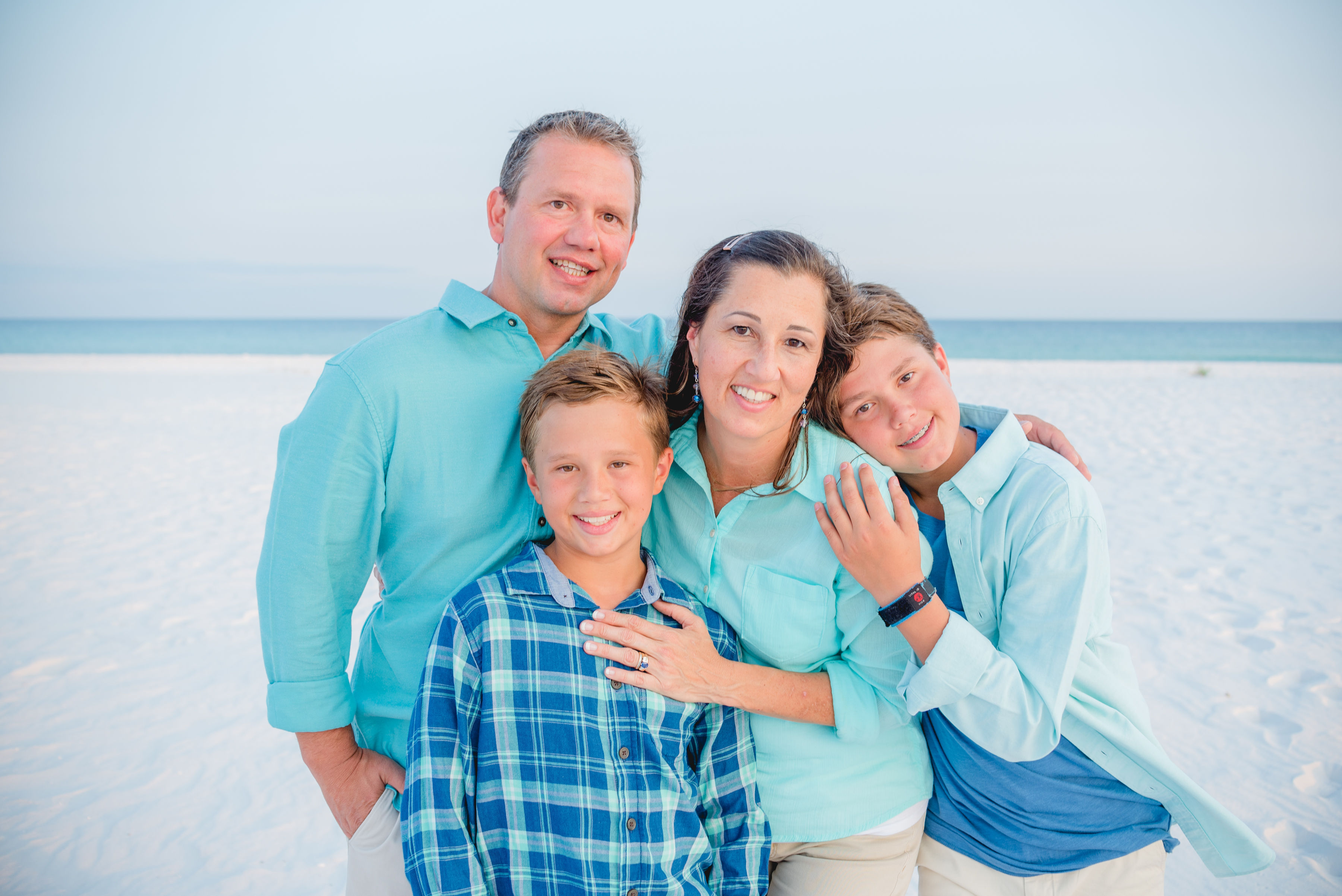 Pensacola Beach Family Photographers