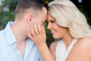 Couple's Engagement Photography Session in 30A Seaside Florida