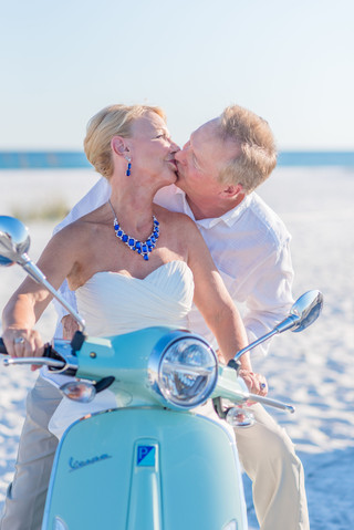 Pensacola Beach Elopement Photographer