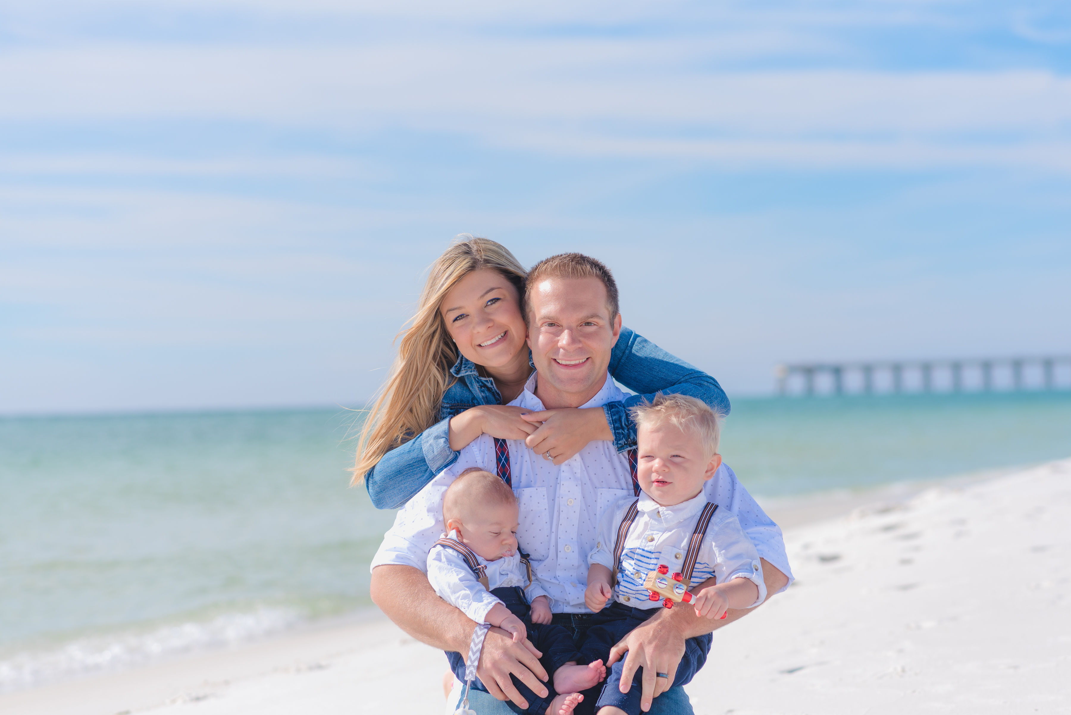 Navarre Beach Family Photographer