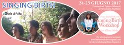 Singing Birth Workshop