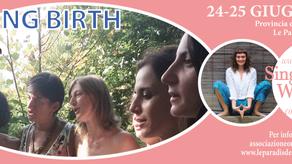 [it] Singing Birth Workshop a Padova