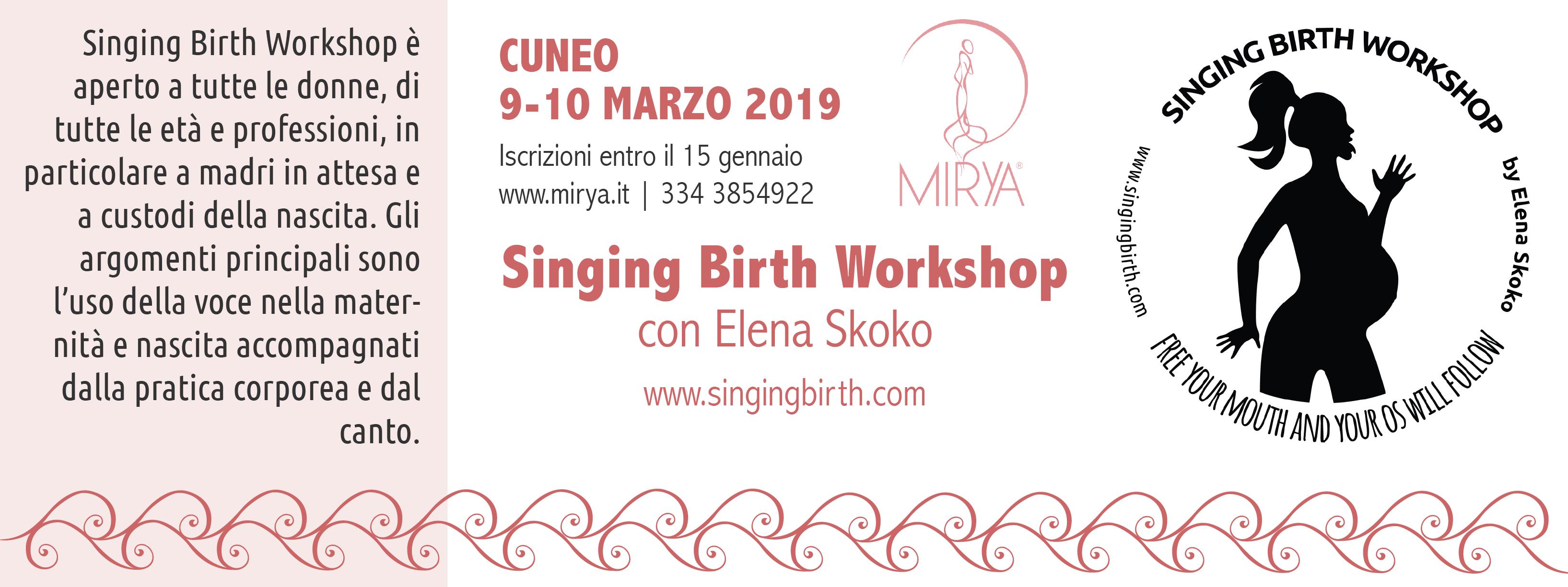SBW Cuneo 2019