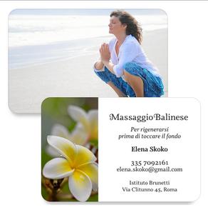 [it] Massaggio Balinese