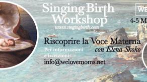 [it] Singing Birth Workshop a Genova
