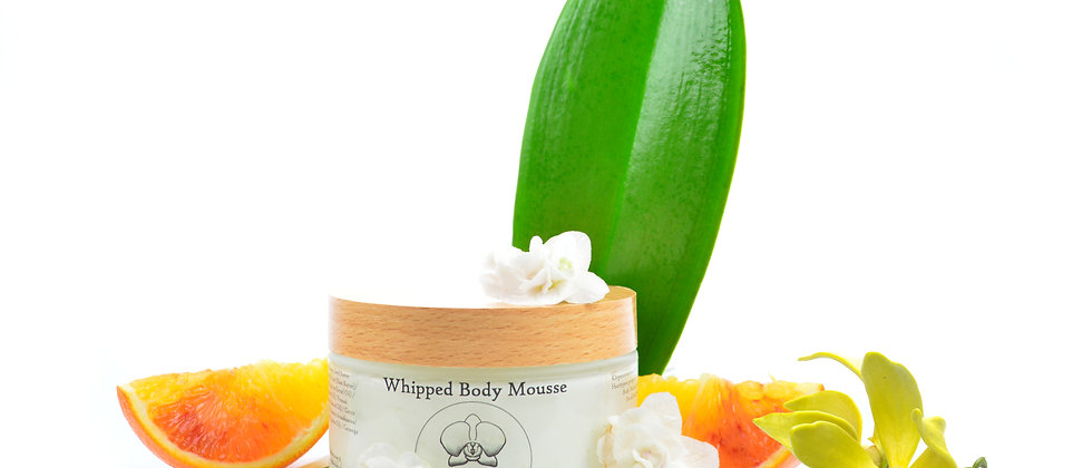 Whipped Body Mousse - Summer Breeze