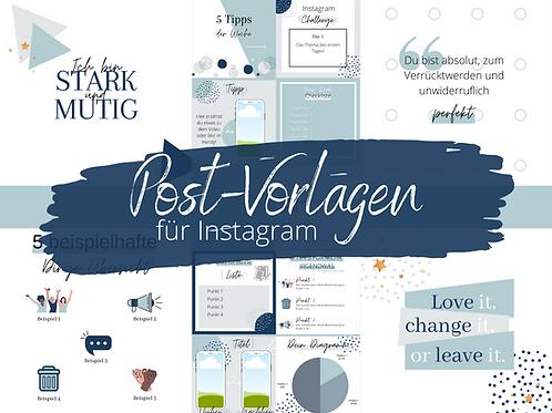 40 Instagram-Vorlagen für Selbstständige