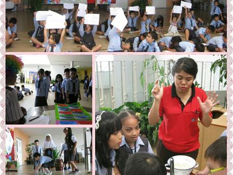 FUN FAIR! - Umbrella Activity Grade 2 Olifant Elementary