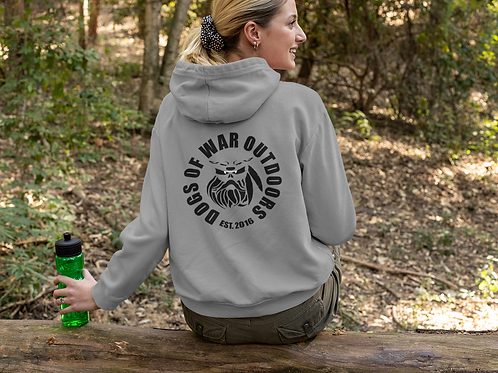 Dogs of War Outdoors Hoodie