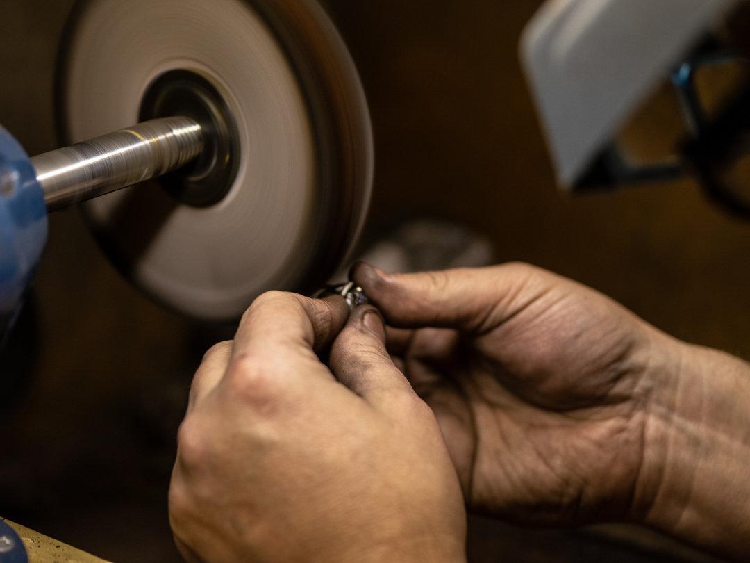 Polishing & Re-Setting