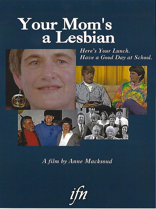 Your Mom's A Lesbian. Here's Your Lunch, Have A Good Day at School (1995)
