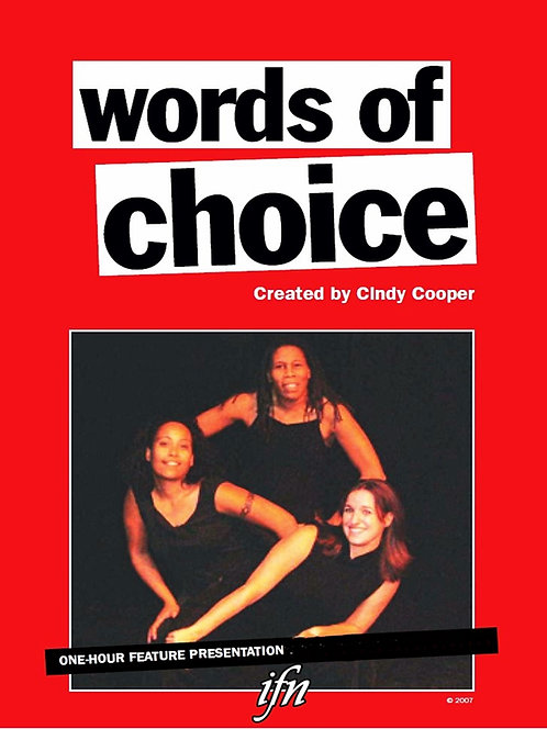 Words of Choice (2007)