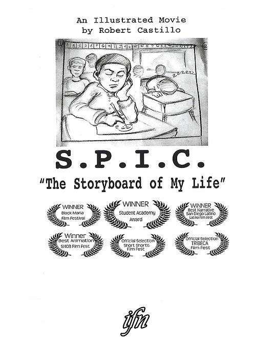 S.P.I.C.: The Storyboard of My Life (2004)