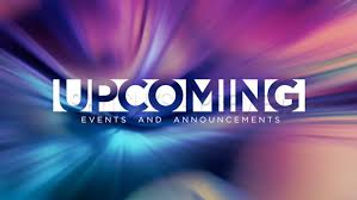 UPCOMING EVENTS AND ANNOUNCEMENTS.jfif