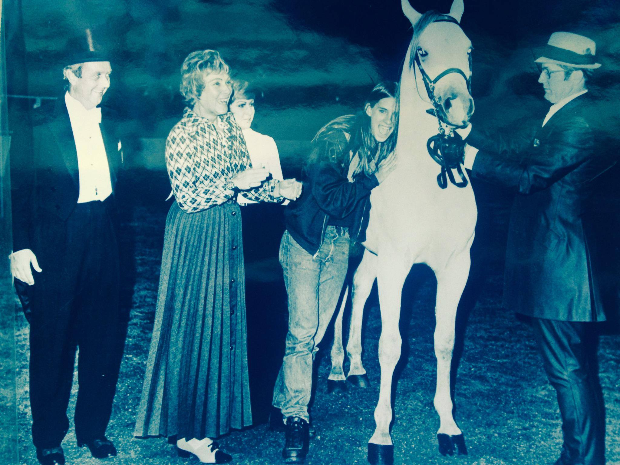 Susan's First Horse