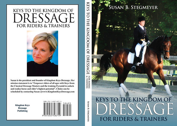 Keys To The Kingdom Of Dressage