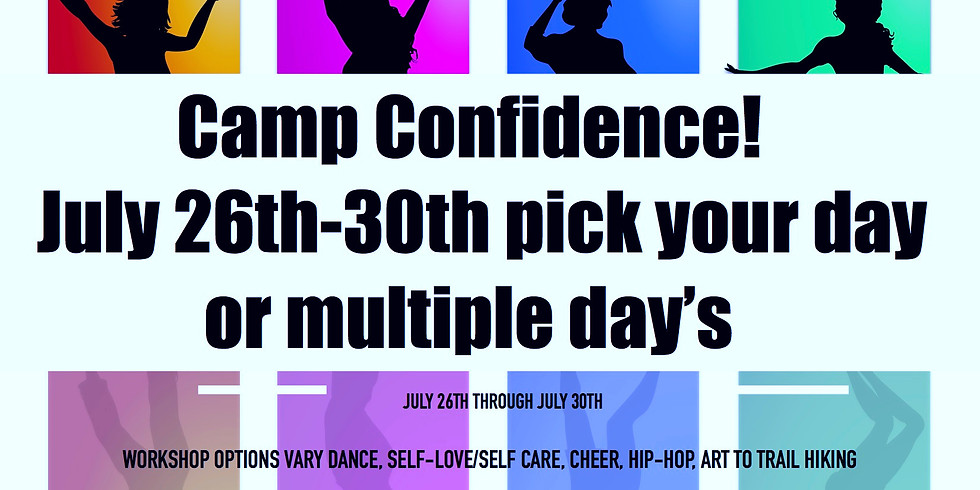Camp Confidence!