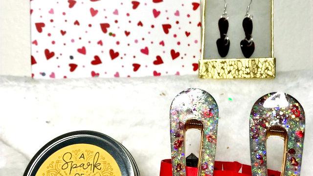 Eye Heart You Valentine Gift Box