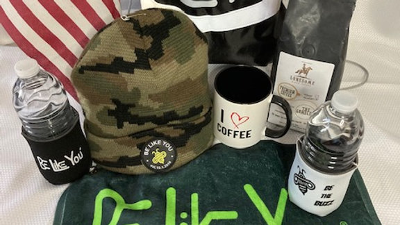 Bundles for Boots Cozy with Coffee