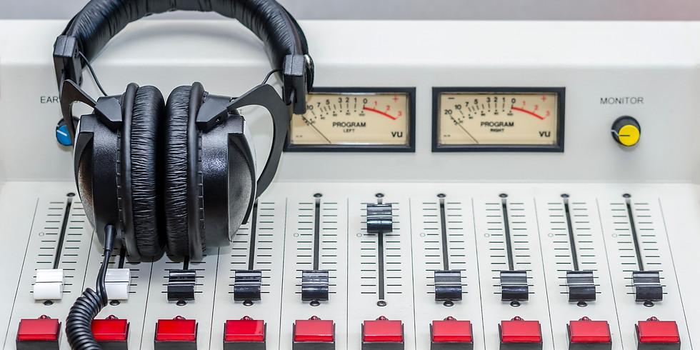 Экскурсия на радио Heart FM