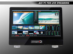 AIO PC for vMix, LiveStream, Wirecast
